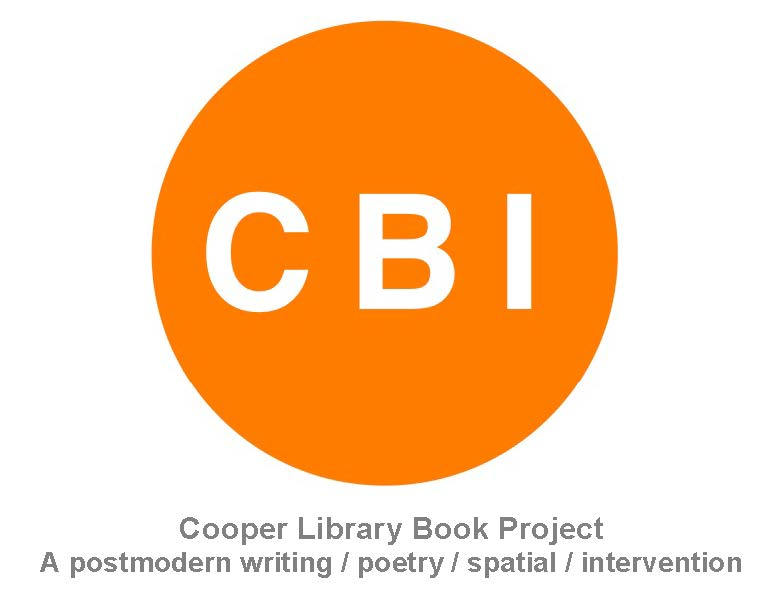Cooper Library Book Project