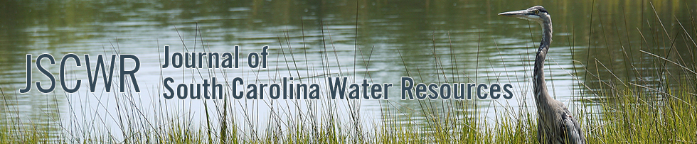 Journal of South Carolina Water Resources