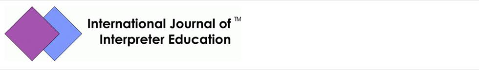 International Journal of Interpreter Education