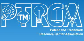 Patent and Trademark Resource Center Association logo