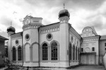 Synagogue, Pushkin Street 6B by William C. Brumfield