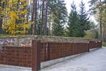 "Burials (ZAKHORONENIIA) of Polish Officers, ""KATYN'"" Memorial by William C. Brumfield"