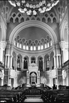 Choral Synagogue, Interior, View Toward Ark