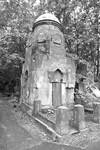 Preobrazhenskoe Jewish Cemetery, South Area, Abram M. Varshavskii Mausoleum