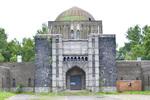 Preobrazhenskoe Jewish Cemetery, Prayer House & Courtyard by William C. Brumfield