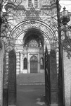 Choral Synagogue, Main Gate by William C. Brumfield