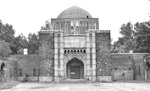 Prayer House & Courtyard, Preobrazhenskoe Jewish Cemetery