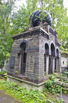 PREOBRAZHENSKOE JEWISH CEMETERY, SOUTH AREA, MAUSOLEUM