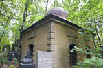 PREOBRAZHENSKOE JEWISH CEMETERY, SOUTH AREA, DOMED MAUSOLEUM