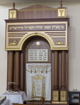 Soldatskaia Synagoga (Soldiers Synagogue), Interior, Sanctuary, Torah Ark