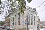 Soldatskaia Synagoga (Soldiers Synagogue, Turgenev Street 66/18 Gazetnyi Lane