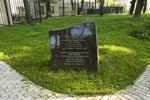Beit Malkin Synagogue, Memorial Stone