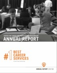 Center for Career and Professional Development Annual Report, 2017-2018