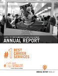 Center for Career and Professional Development Annual Report, 2016-2017 by Clemson University