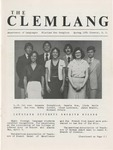 The Clemlang, Spring 1980
