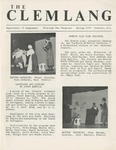 The Clemlang, Spring 1978