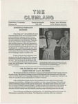 The Clemlang, Fall 1988 by Department of Languages, Clemson Univeristy