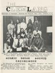 The Clemlang, Fall 1975