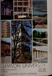 Clemson Catalog, 1970-1971, Volume 46 by Clemson University