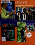 Clemson Catalog, 2003-2004, Volume 78 by Clemson University