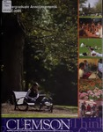 Clemson Catalog, 2004-2005, Volume 79 by Clemson University