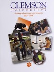 Clemson Catalog, 2007-2008, Volume 82 by Clemson University
