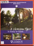 Clemson Catalog, 2010-2011, Volume 85 by Clemson University