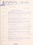 Clemson Newsletter, 1963-1965