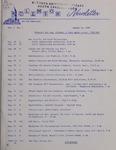 Clemson Newsletter, 1965-1967