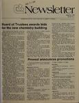 Clemson Newsletter, 1984-1985