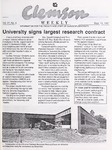 Clemson Newsletter, 1987-1989 by Clemson University