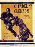 Citadel vs Clemson (11/23/1929)