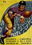 South Carolina vs Clemson (10/19/1939)