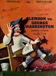 George Washington vs Clemson (11/7/1942)