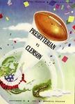 Presbyterian vs Clemson (9/25/1948) by Clemson University