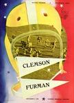Furman vs Clemson (11/6/1948) by Clemson University