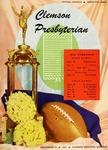Presbyterian vs Clemson (9/18/1954)