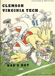Virginia Tech vs Clemson (10/2/1954)