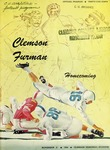 Furman vs Clemson (11/6/1954)