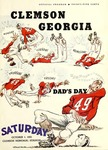 Georgia vs Clemson (10/1/1955)