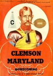 Maryland vs Clemson (11/12/1955)