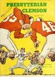 Presbyterian vs Clemson (9/22/1956)
