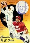 NC State vs Clemson (10/5/1957)