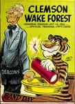 Wake Forest vs Clemson (10/14/1961)