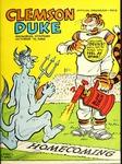 Duke vs Clemson (10/15/1966)