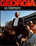 Georgia vs Clemson (9/26/1970)