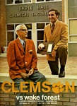 Wake Forest vs Clemson (10/30/1971)