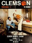 Virginia vs Clemson (10/21/1972)