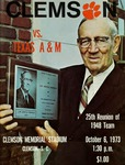 Texas A&M vs Clemson (10/6/1973)