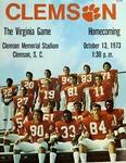 Virginia vs Clemson (10/13/1973)